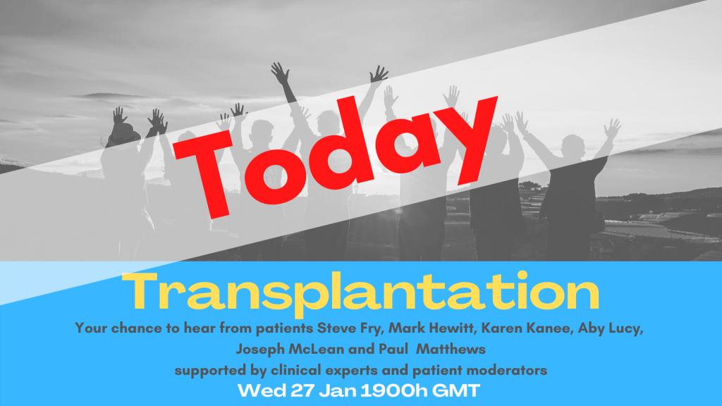 Transplantation online workshop